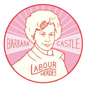 Barbara Castle Set